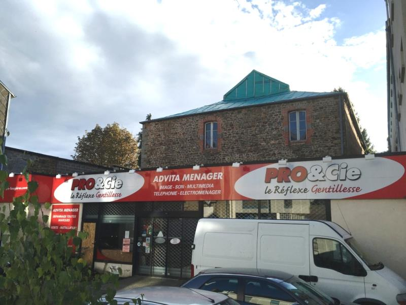 LOCAL COMMERCIAL FOUGERES - 800 m2