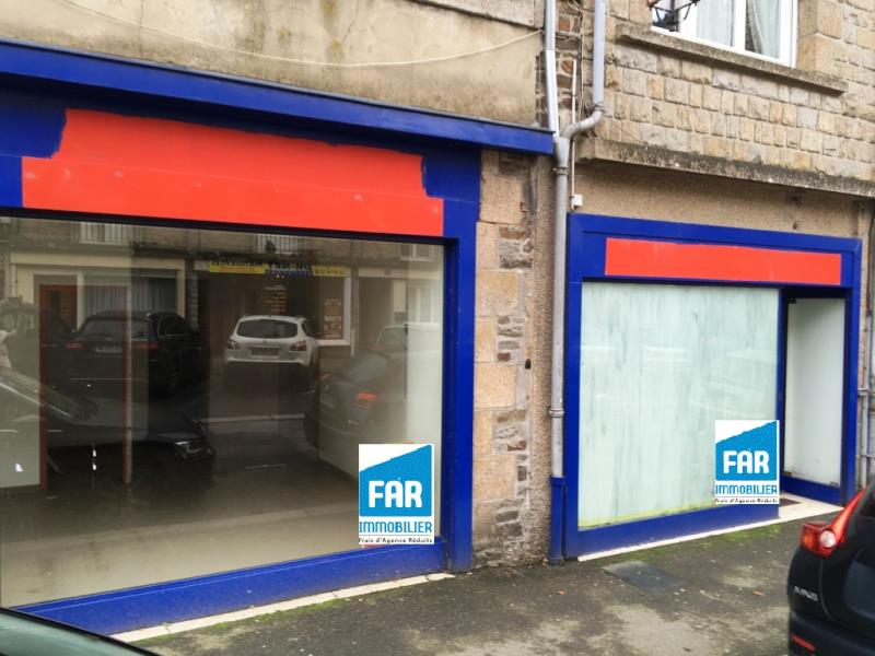 LOCAL COMMERCIAL FOUGERES - 55 m2
