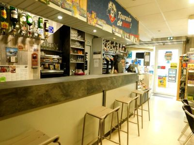 Bar - Brasserie - Tabac FOUGERES - 55 m2