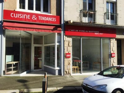 LOCAL COMMERCIAL FOUGERES - 146 m2